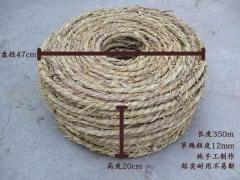 叔叔和他的草绳